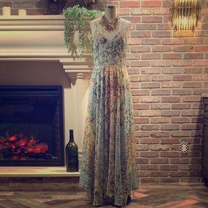 Yumi Kim Garden Song Maxi Dress
